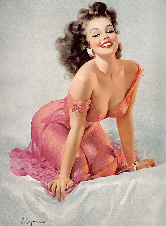 22-pin-up-painting-by-gil-elvgren